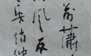 赵仰柴书法