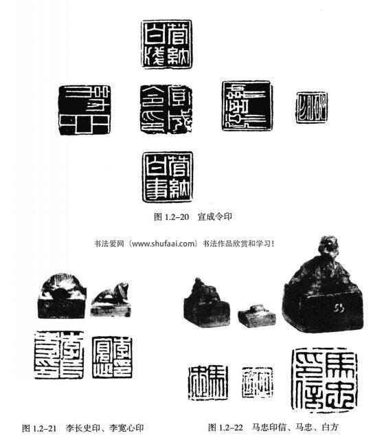 古代玺印的制度、功用、类别、制作